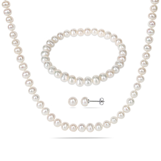 miadora-silvertone-pearl-necklace-bracelet-and-earrings-3-piece-set-6-7mm-p15444974